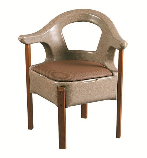 Derby Corner Commode