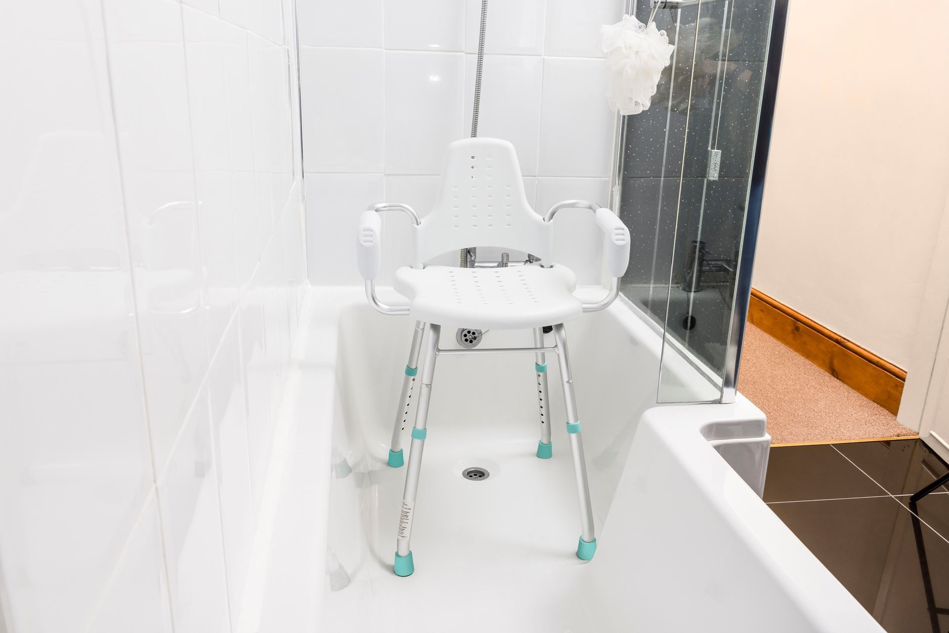 Prima Modular Shower Chair Gordon Ellis