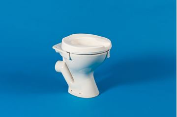 6202 - Ashby Raised Toilet Seat (2 inch)
